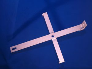 Zodiac Engineering Cross Arm 600mm 800 x 600